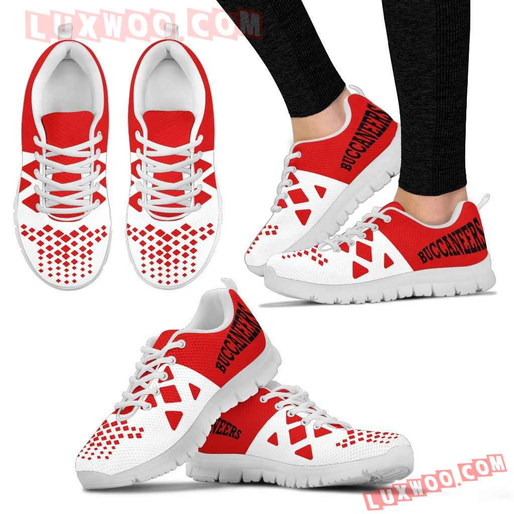 Nfl Tampa Bay Buccaneers Running Shoes Sneaker Custom Shoes V2