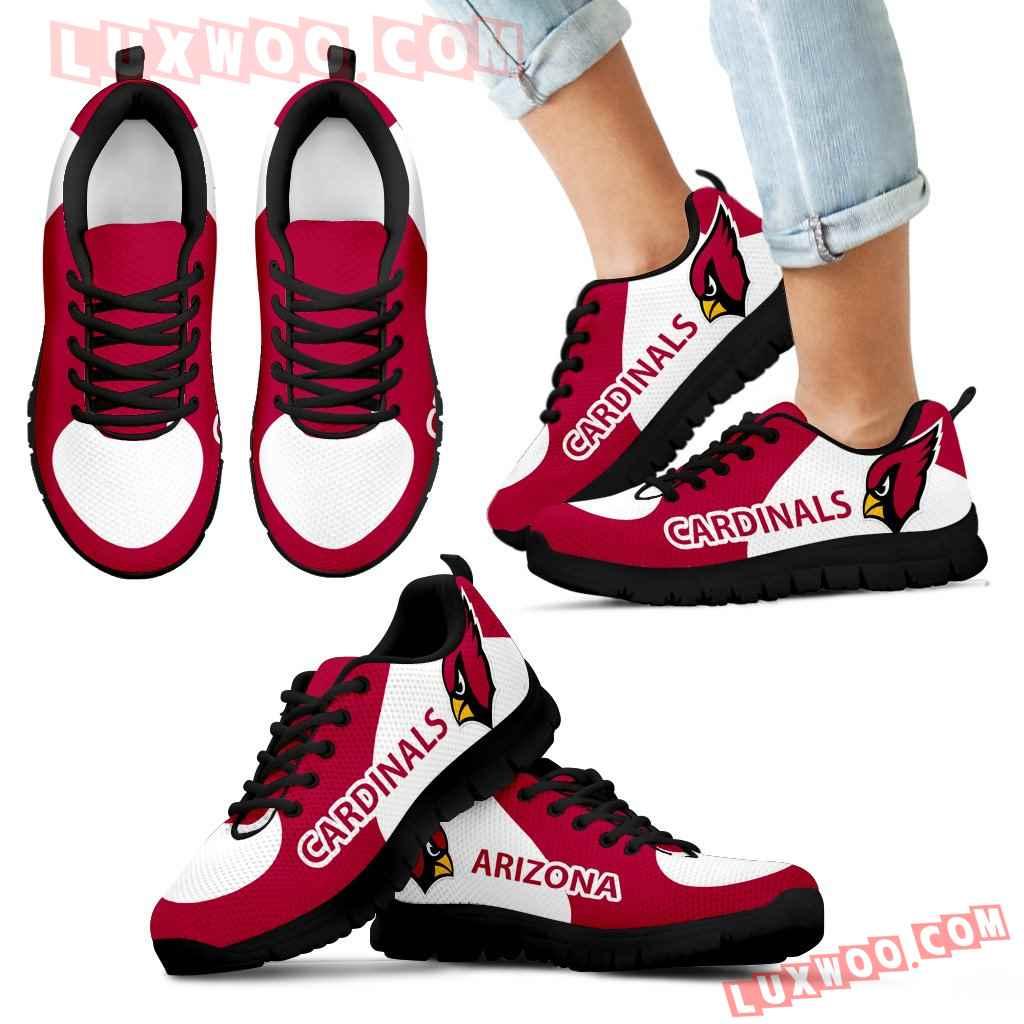 Arizona Cardinals Top Logo Sneakers