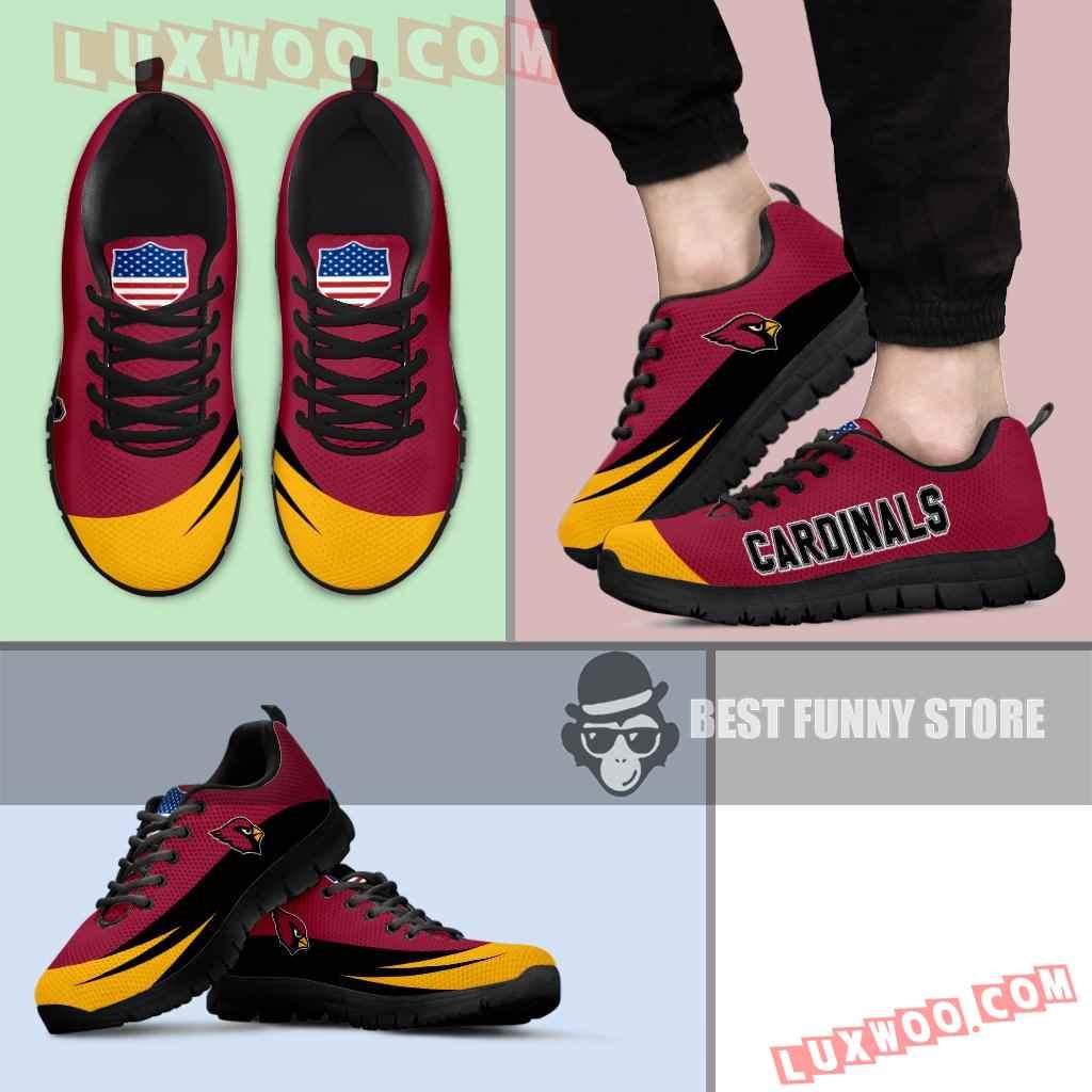 Awesome Gift Logo Arizona Cardinals Sneakers