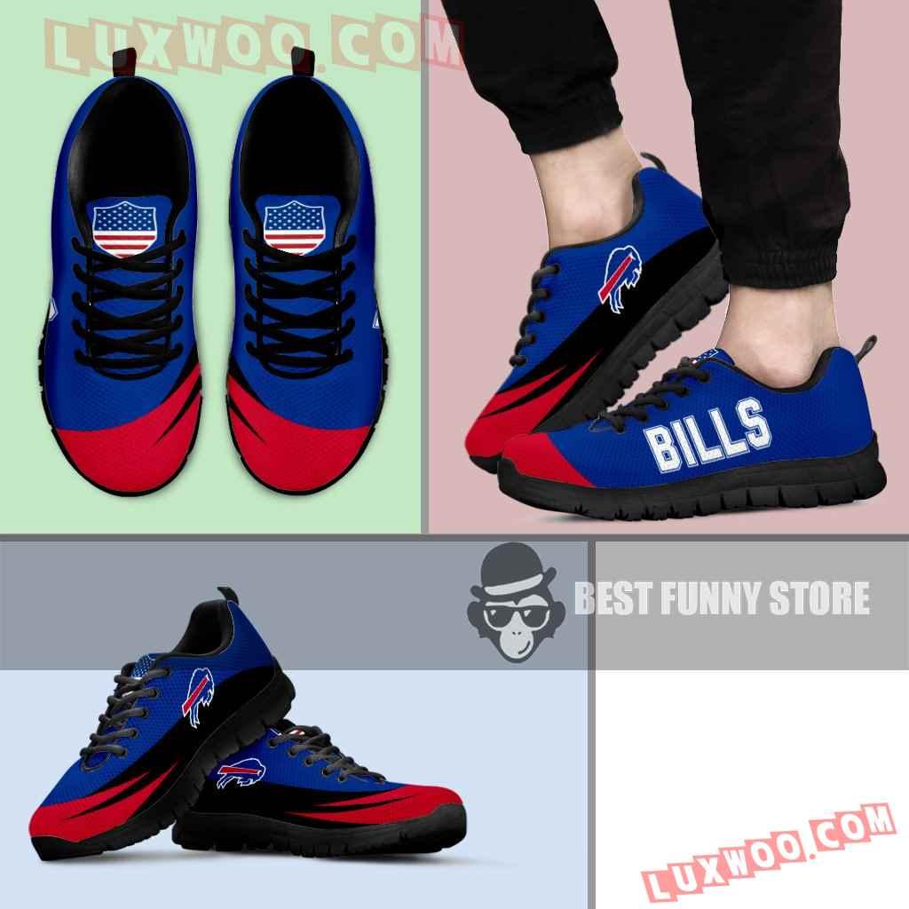Awesome Gift Logo Buffalo Bills Sneakers