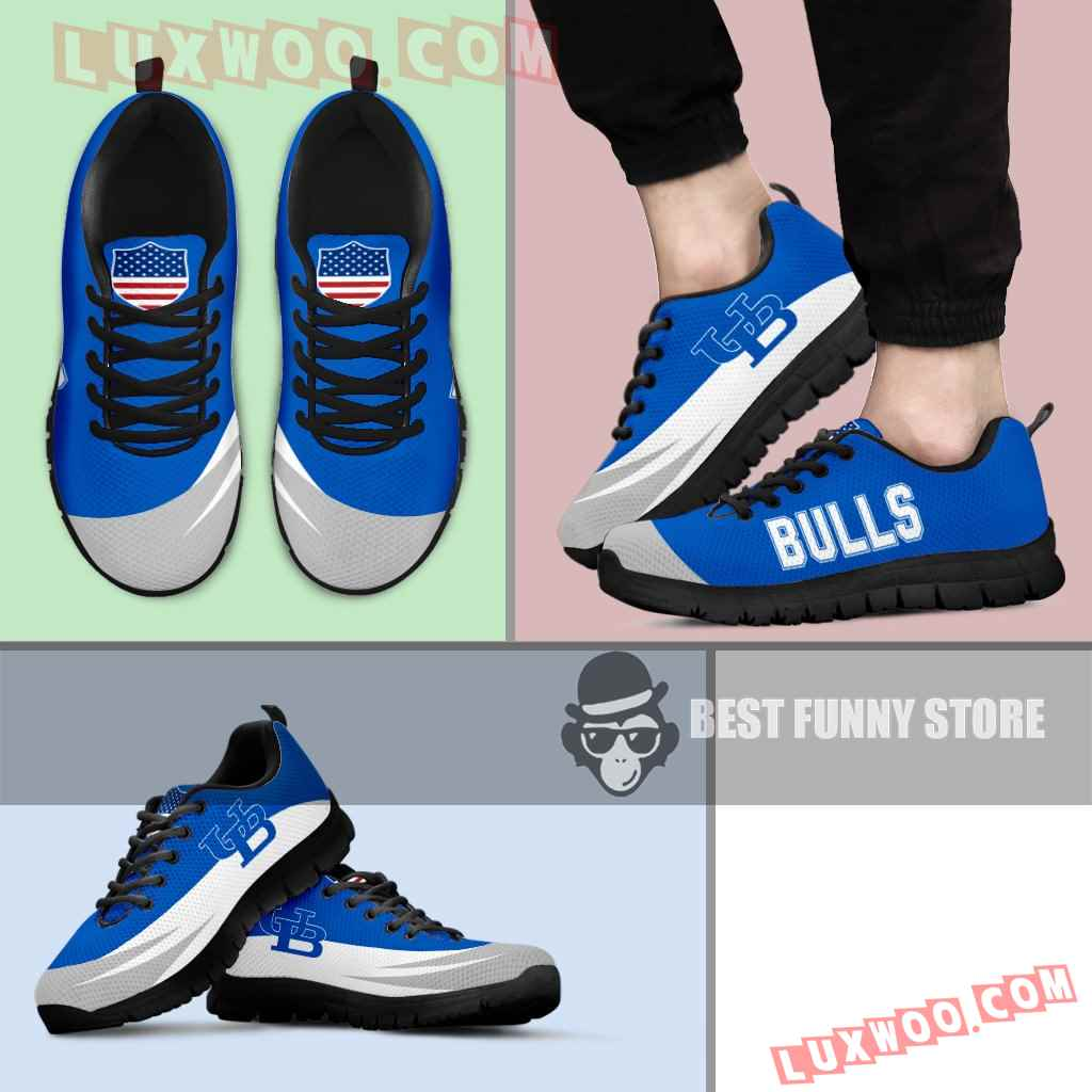 Awesome Gift Logo Buffalo Bulls Sneakers