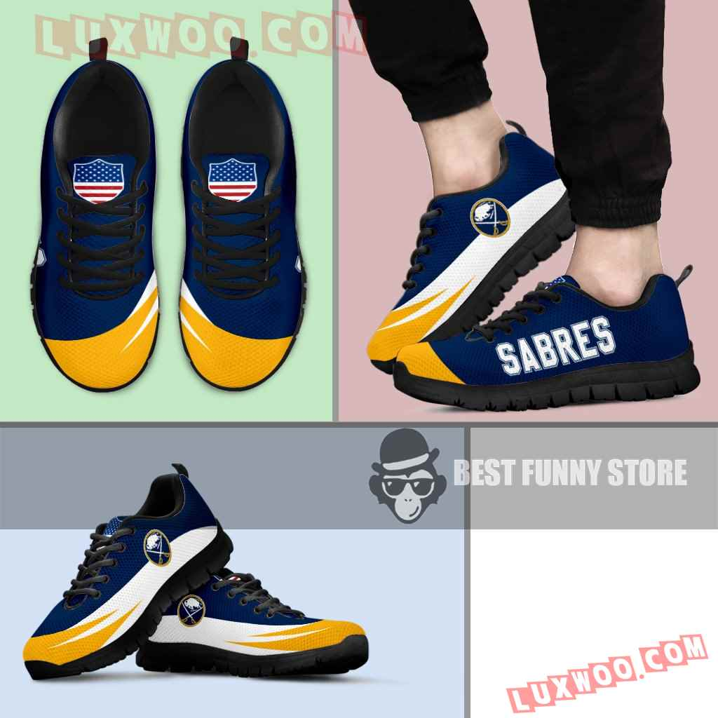 Awesome Gift Logo Buffalo Sabres Sneakers