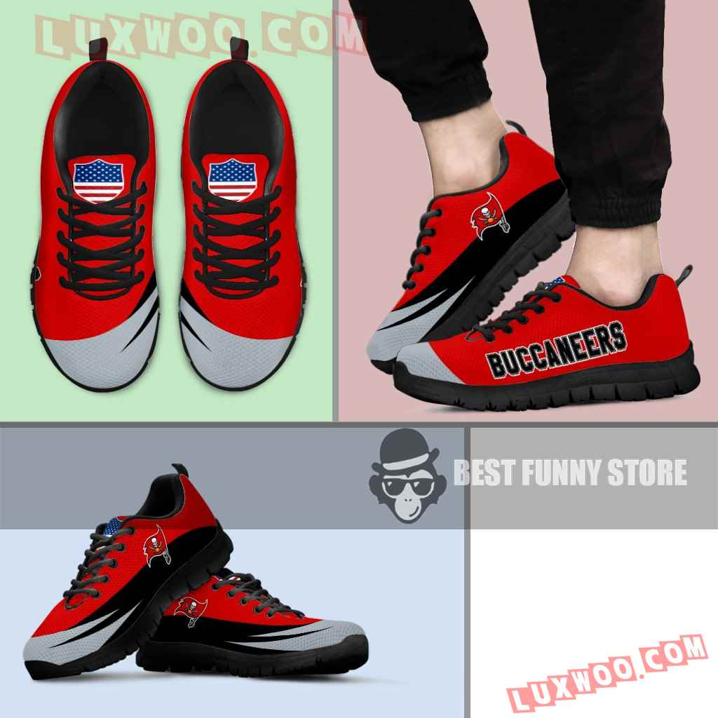 Awesome Gift Logo Tampa Bay Buccaneers Sneakers