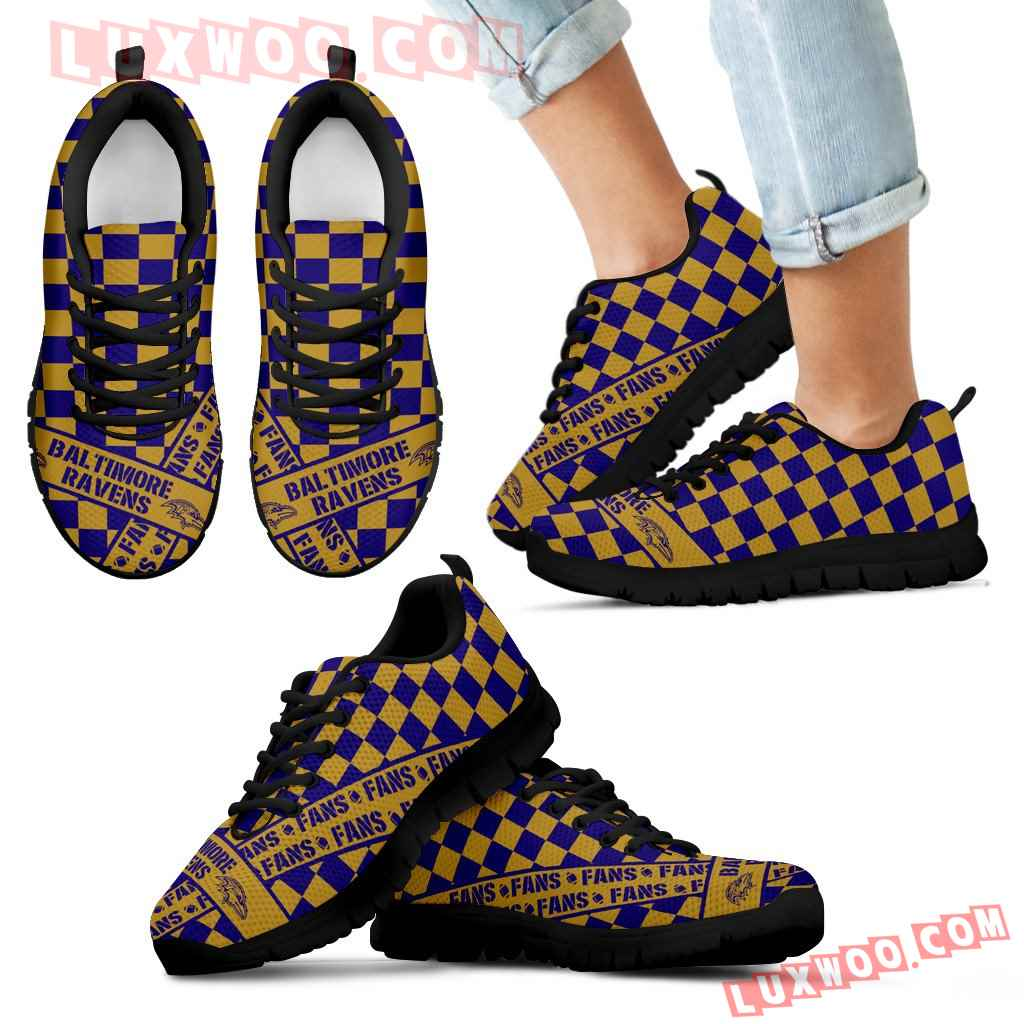 Banner Exclusive Baltimore Ravens Superior Sneakers