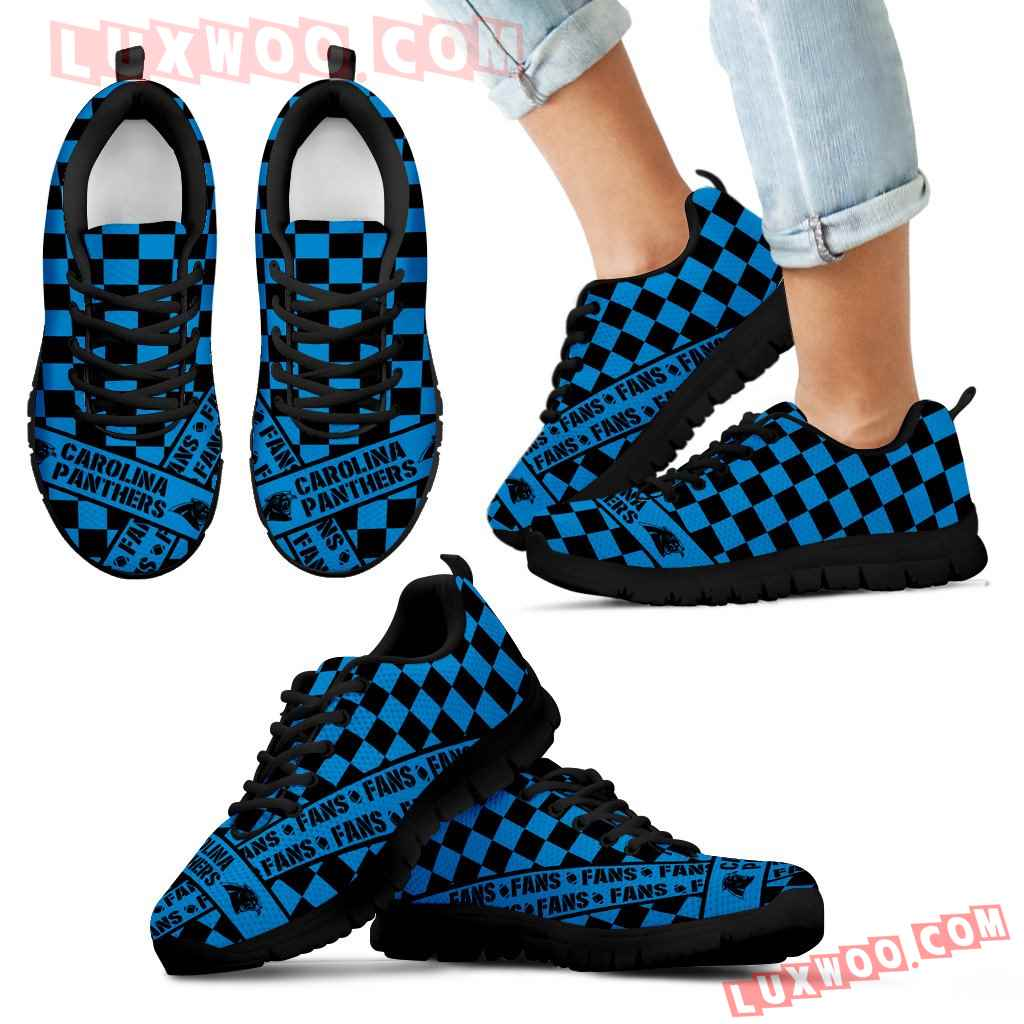 Banner Exclusive Carolina Panthers Superior Sneakers