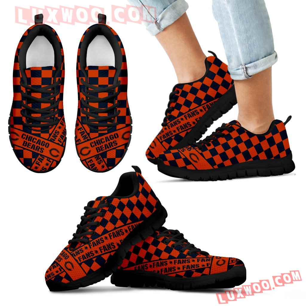 Banner Exclusive Chicago Bears Superior Sneakers