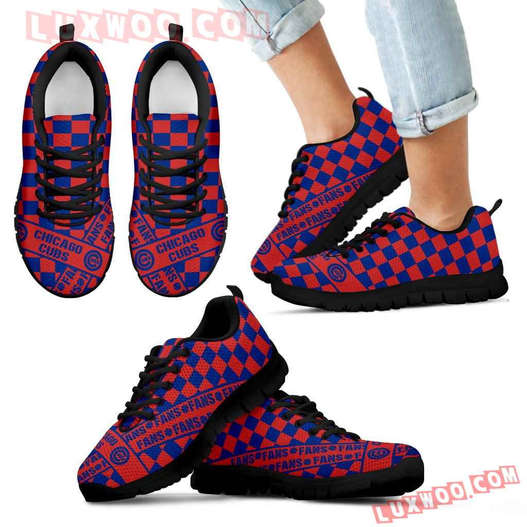 Banner Exclusive Chicago Cubs Superior Sneakers