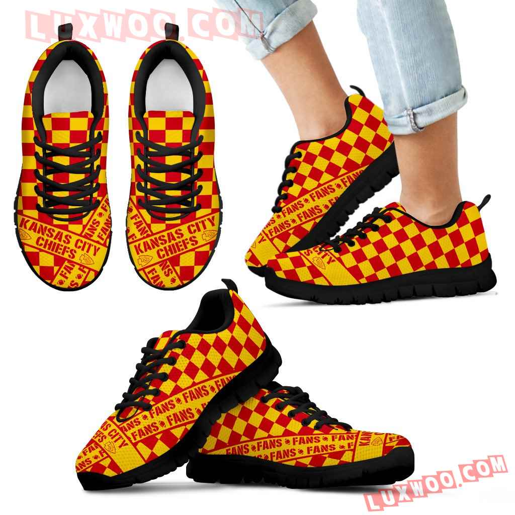 Banner Exclusive Kansas City Chiefs Superior Sneakers