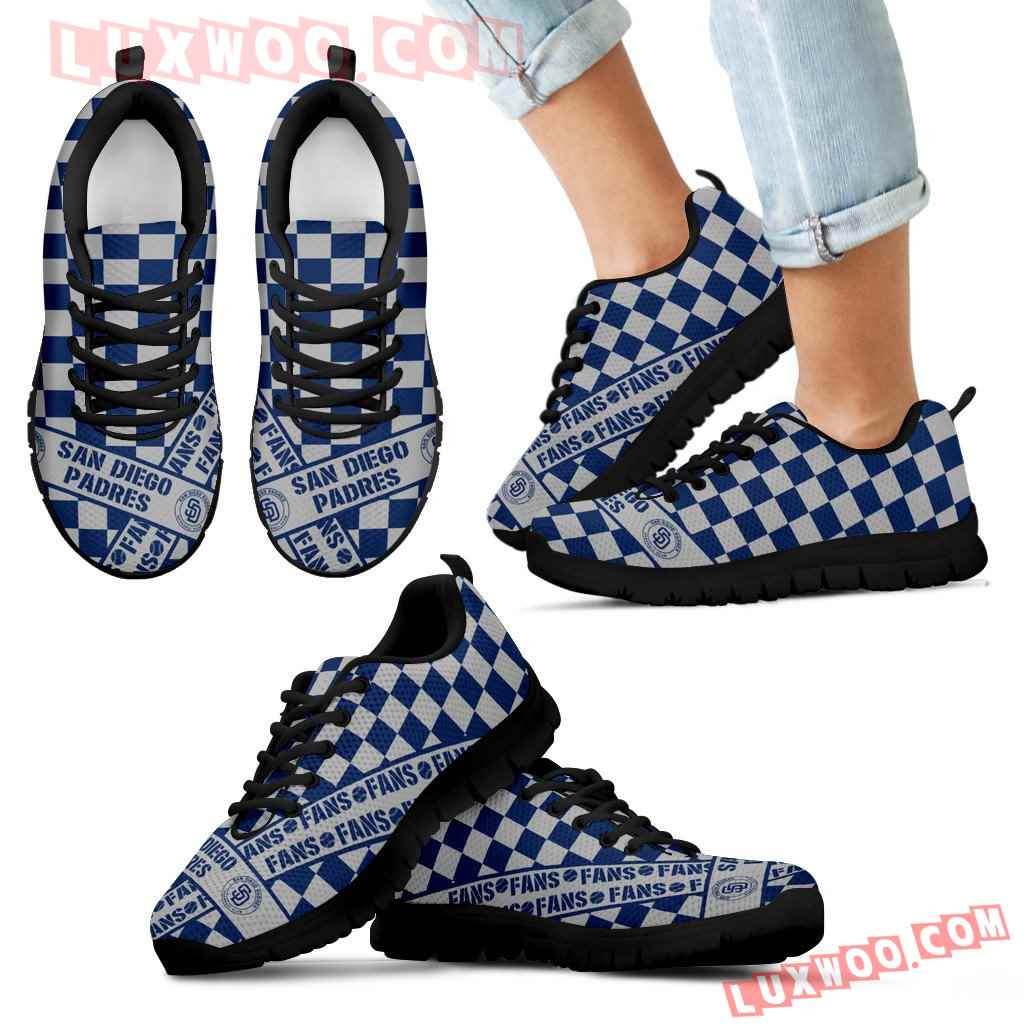 Banner Exclusive San Diego Padres Superior Sneakers