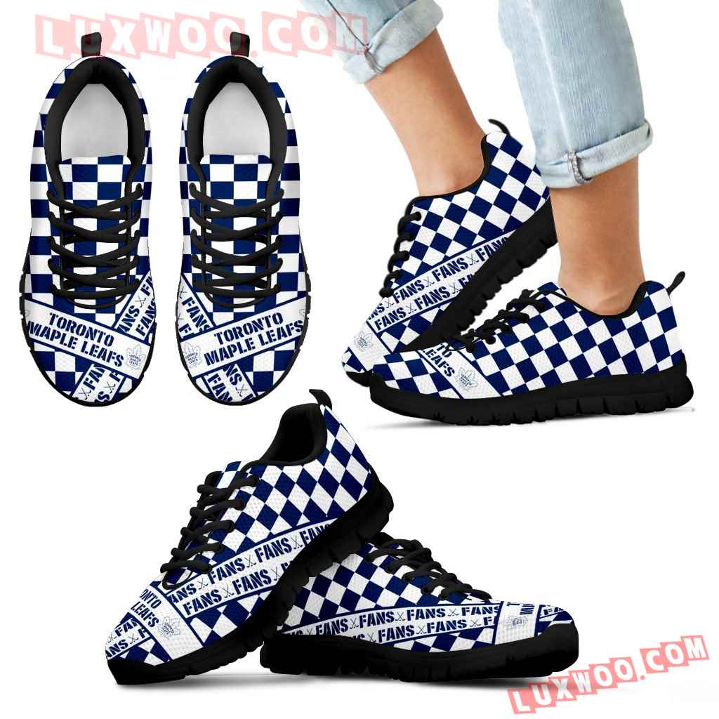 Banner Exclusive Toronto Maple Leafs Superior Sneakers