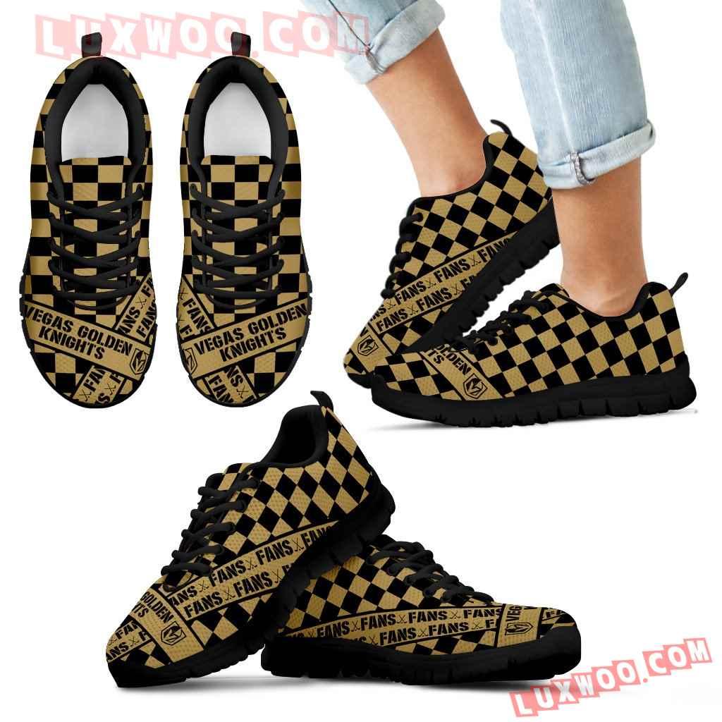 Banner Exclusive Vegas Golden Knights Superior Sneakers