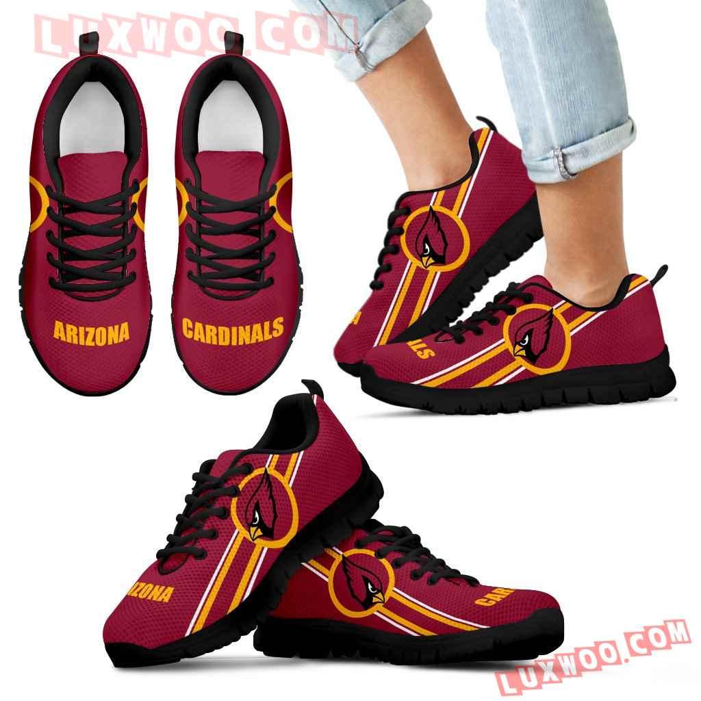 Fall Of Light Arizona Cardinals Sneakers