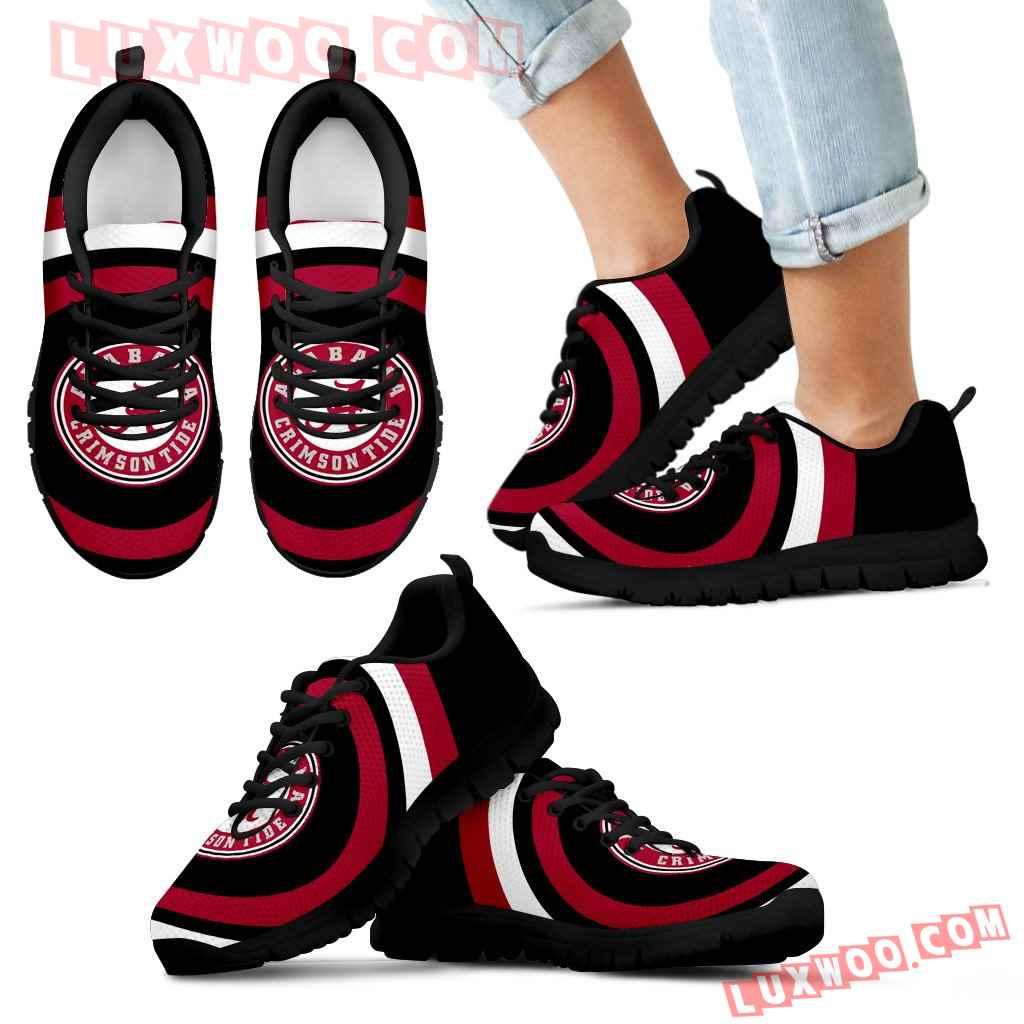 Favorable Significant Shield Alabama Crimson Tide Sneakers