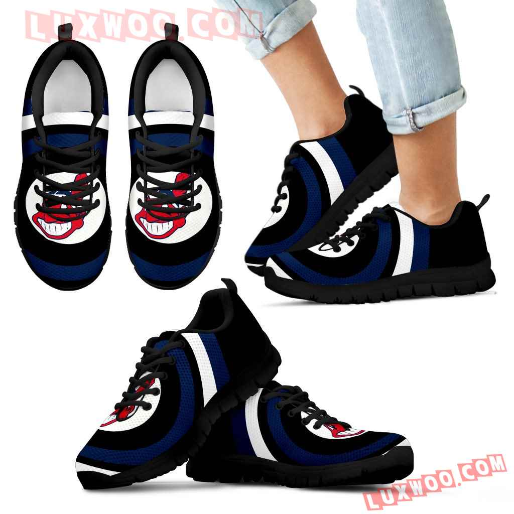 Favorable Significant Shield Cleveland Indians Sneakers