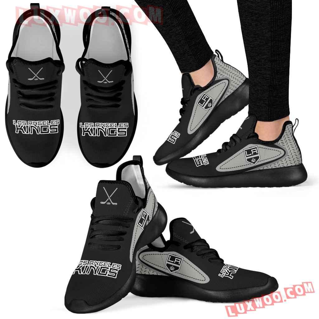 Legend React Los Angeles Kings Mesh Knit Sneakers