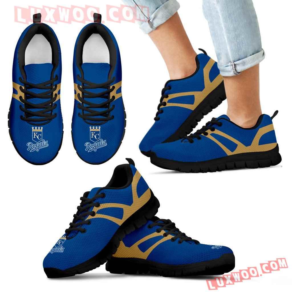 Line Amazing Bottom Kansas City Royals Sneakers