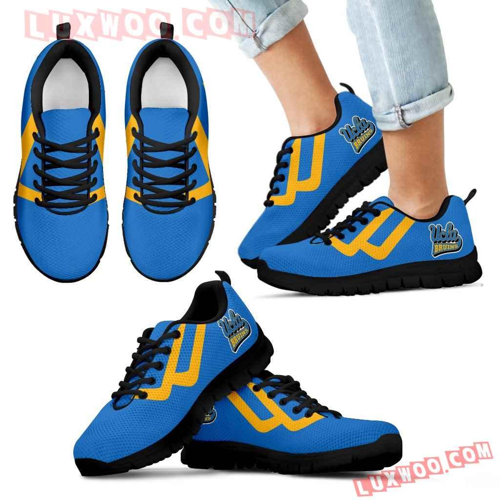 Line Bottom Straight Ucla Bruins Sneakers