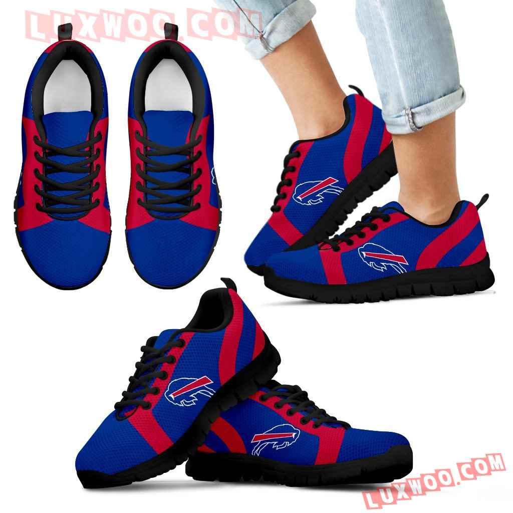 Line Inclined Classy Buffalo Bills Sneakers