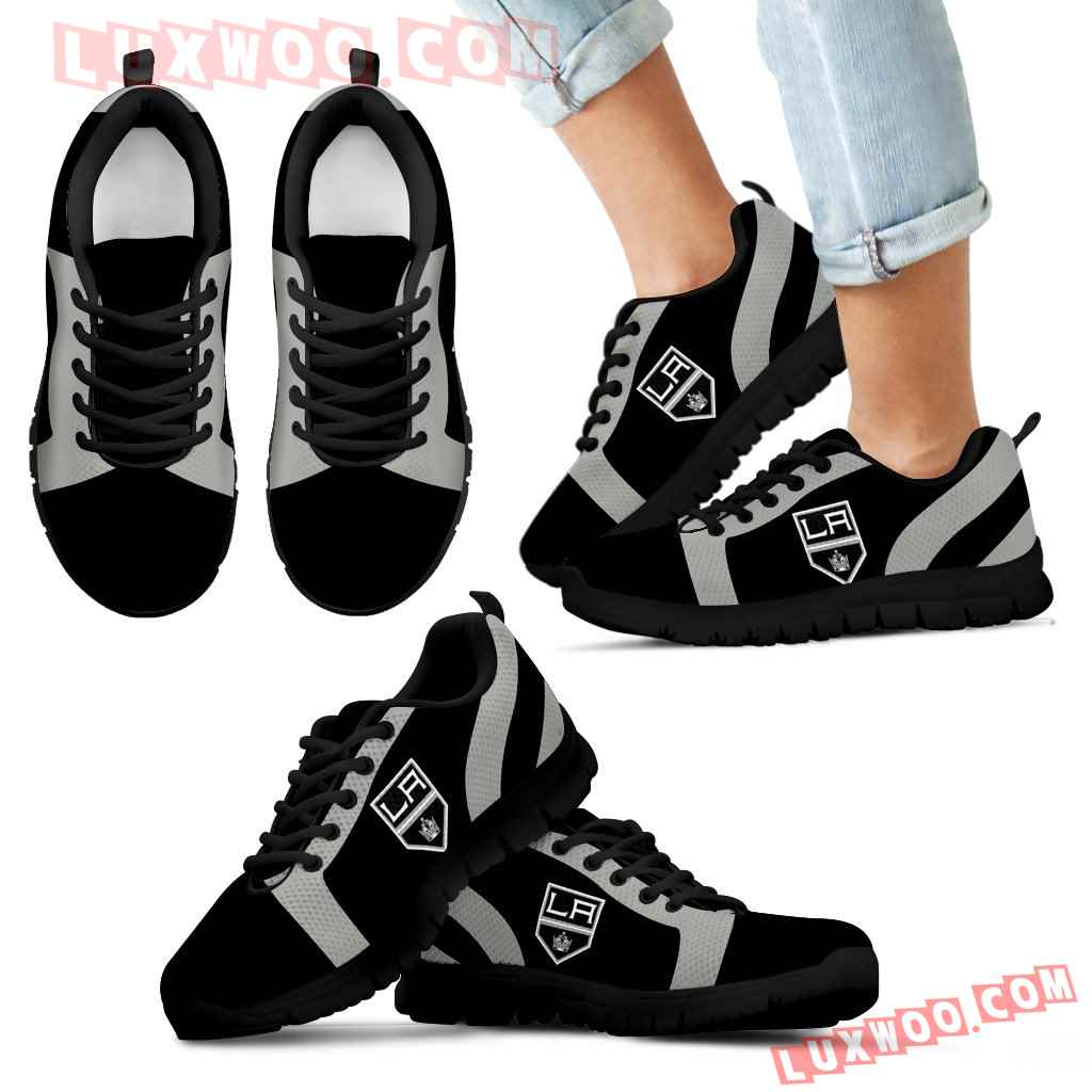 Line Inclined Classy Los Angeles Kings Sneakers