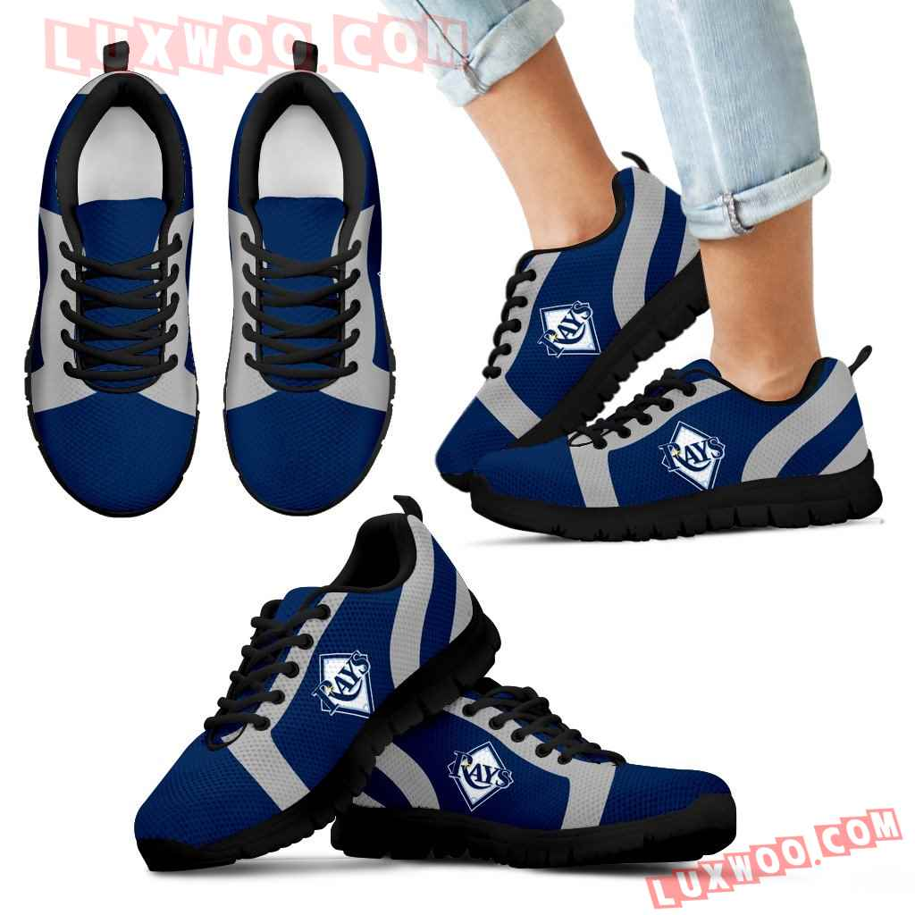 Line Inclined Classy Tampa Bay Rays Sneakers