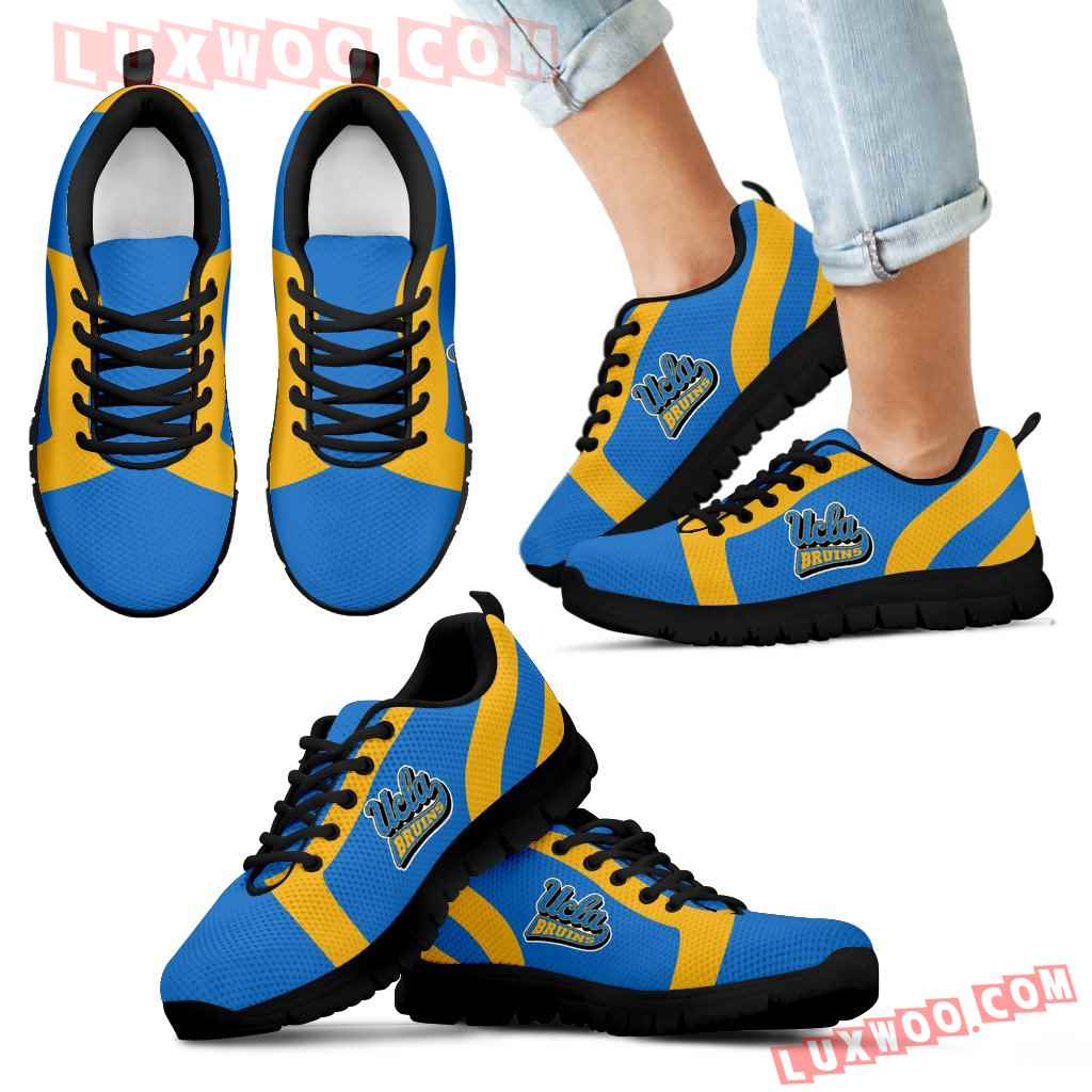 Line Inclined Classy Ucla Bruins Sneakers