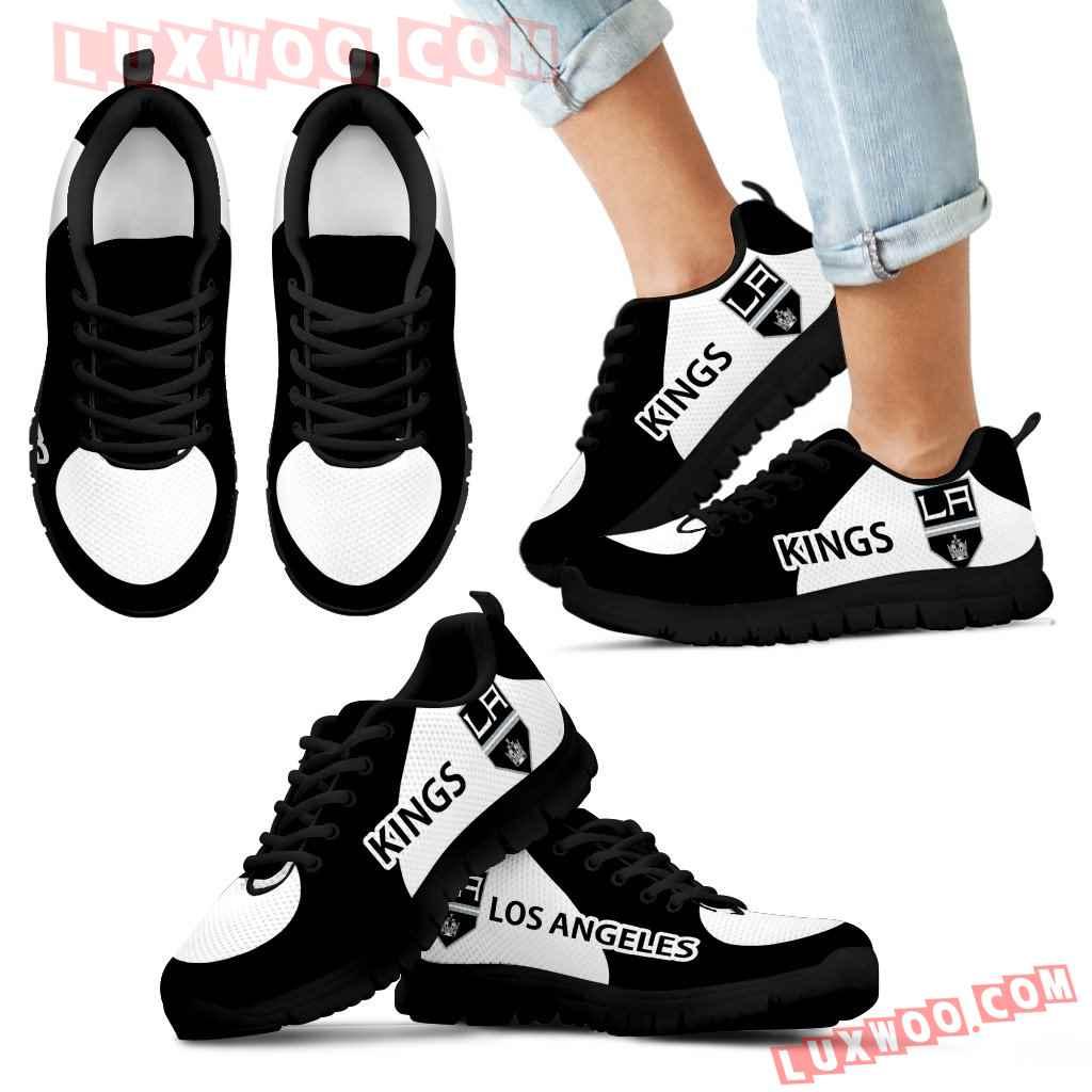 Los Angeles Kings Top Logo Sneakers