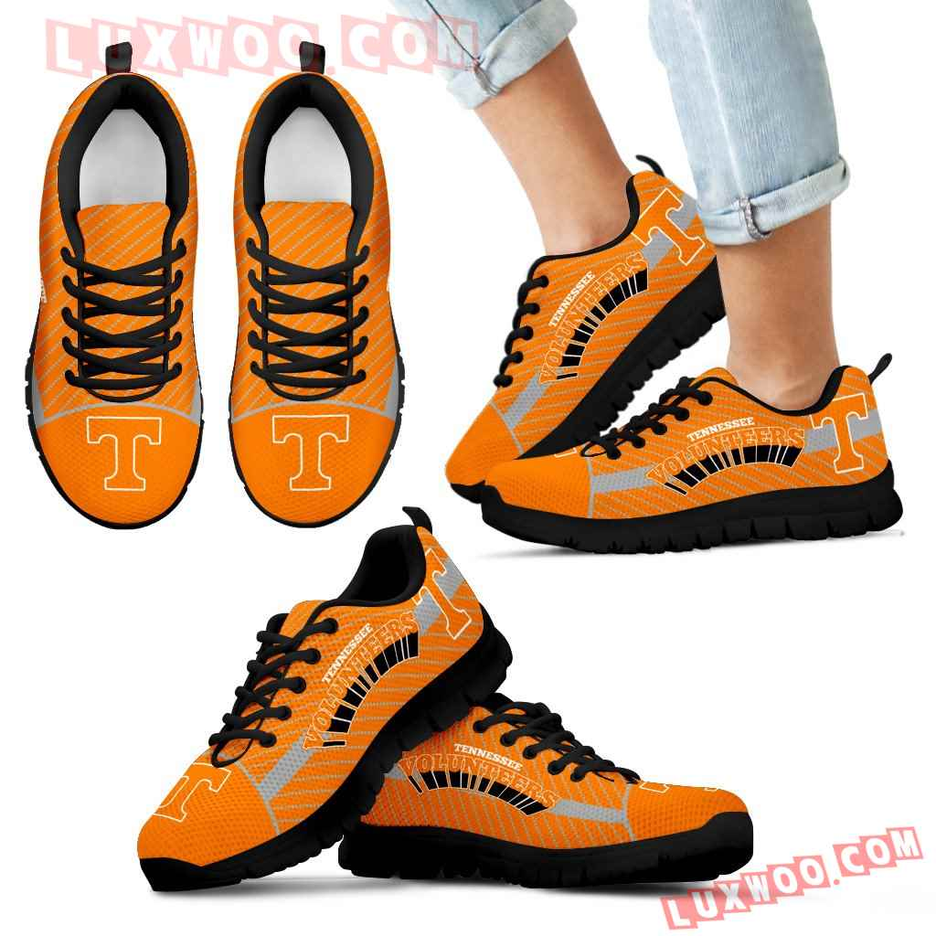 Lovely Stylish Fabulous Little Dots Tennessee Volunteers Sneakers