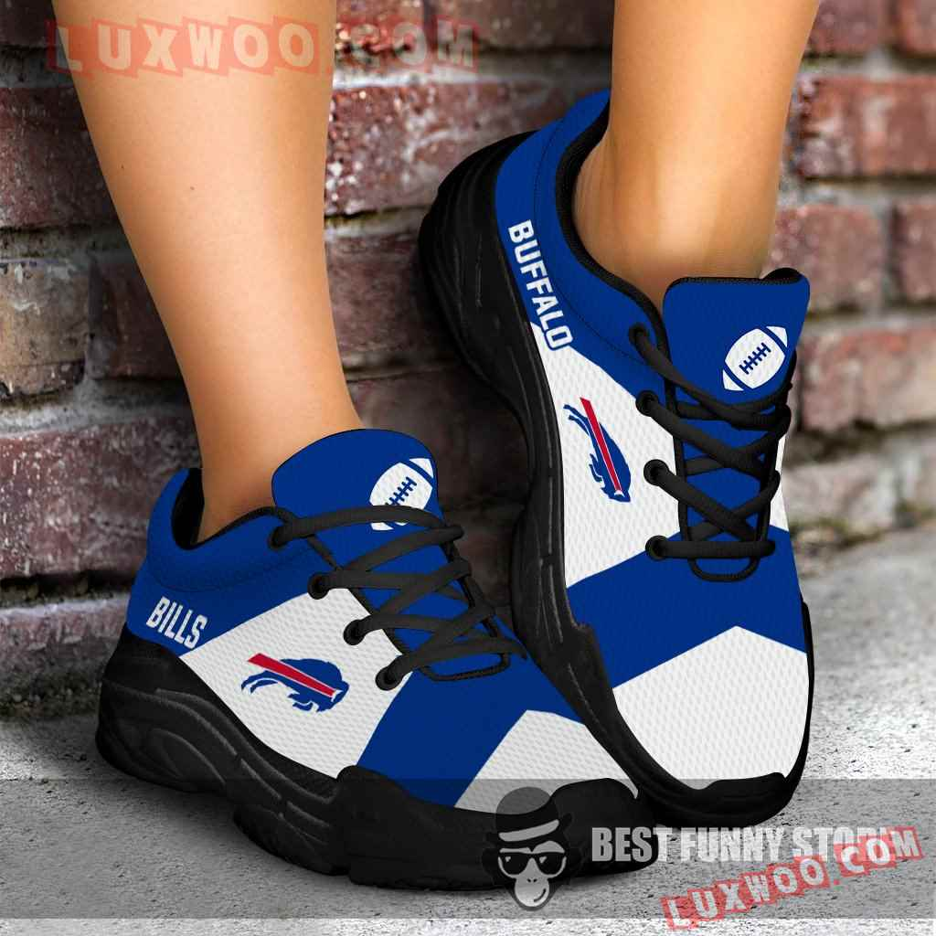 Pro Shop Logo Buffalo Bills Chunky Sneakers
