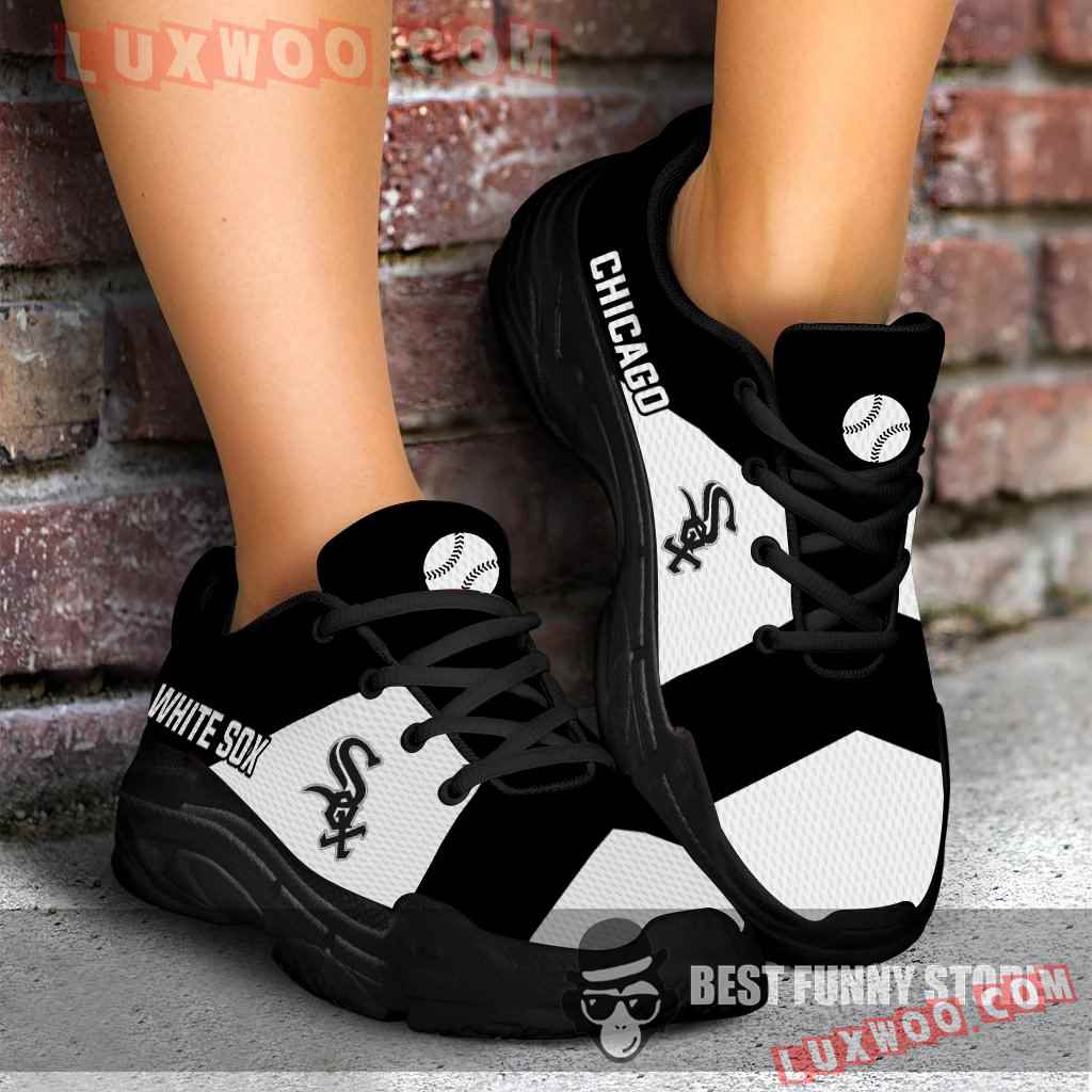 Pro Shop Logo Chicago White Sox Chunky Sneakers