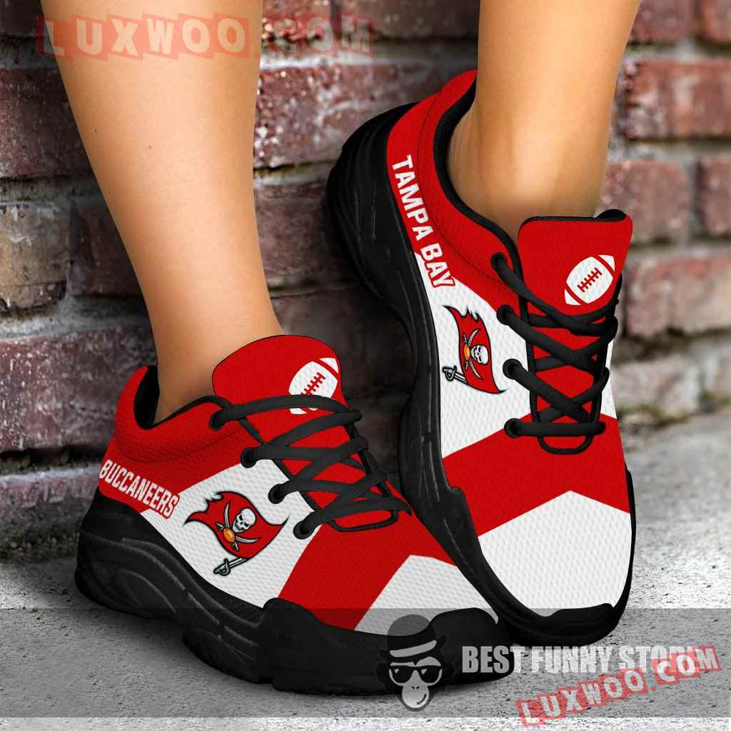 Pro Shop Logo Tampa Bay Buccaneers Chunky Sneakers