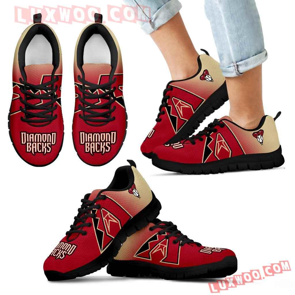 Special Unofficial Arizona Diamondbacks Sneakers