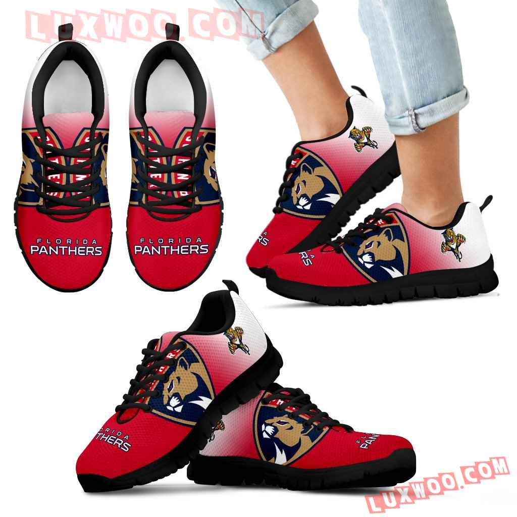 Special Unofficial Florida Panthers Sneakers