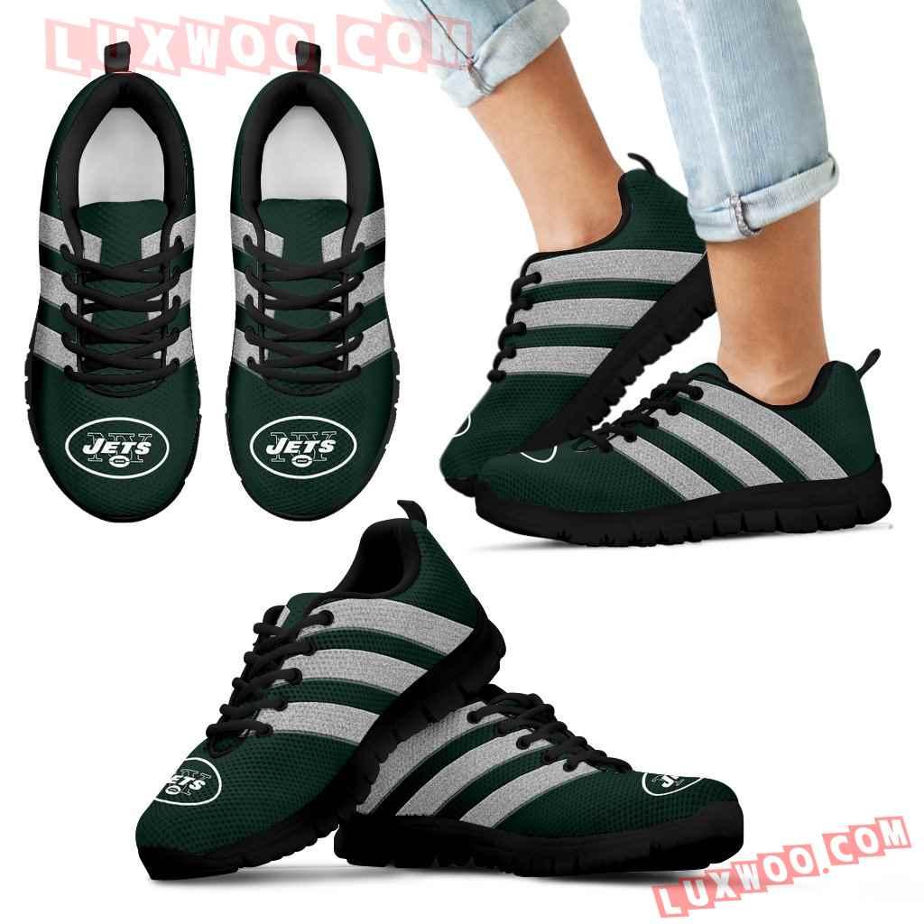 Splendid Line Sporty New York Jets Sneakers