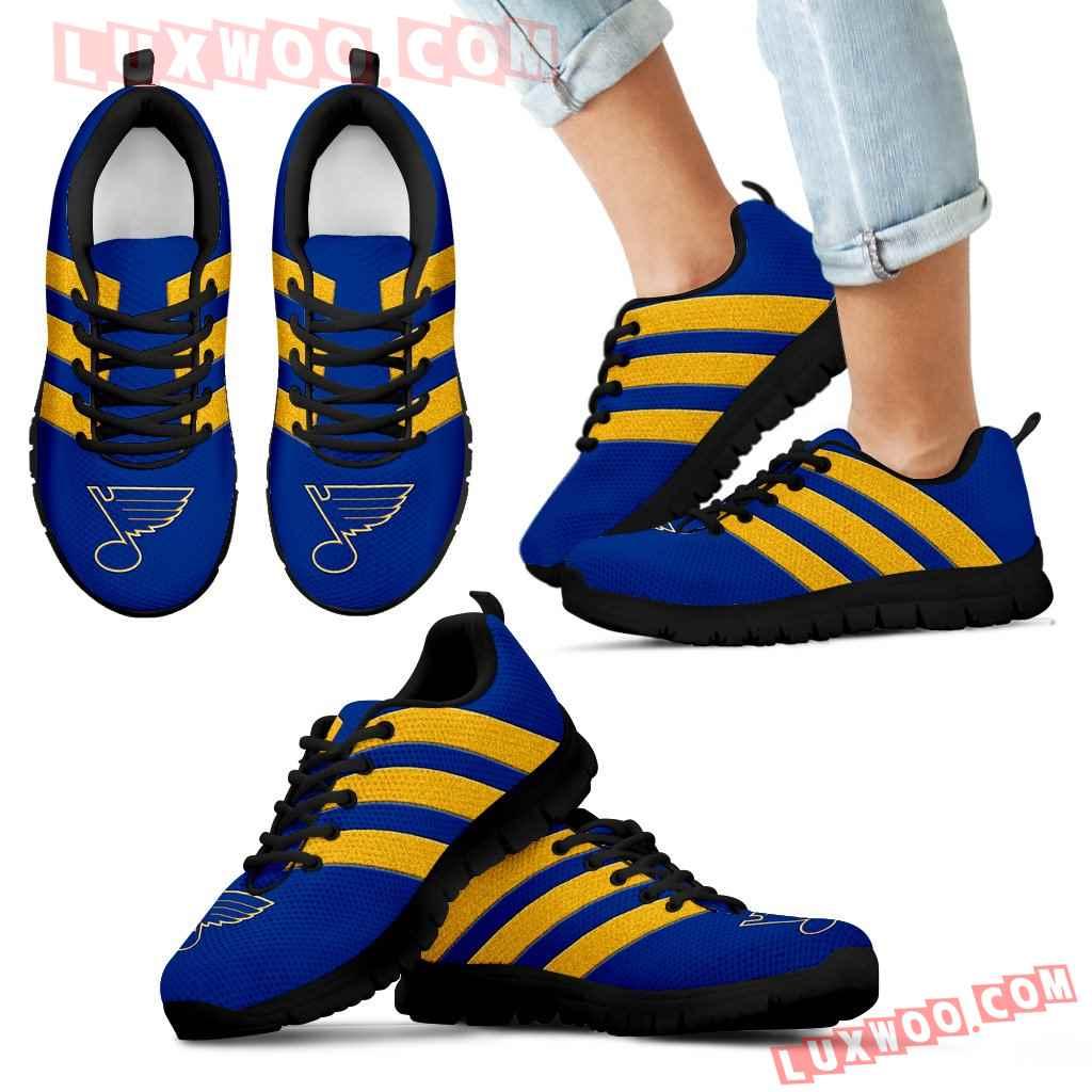 Splendid Line Sporty St Louis Blues Sneakers