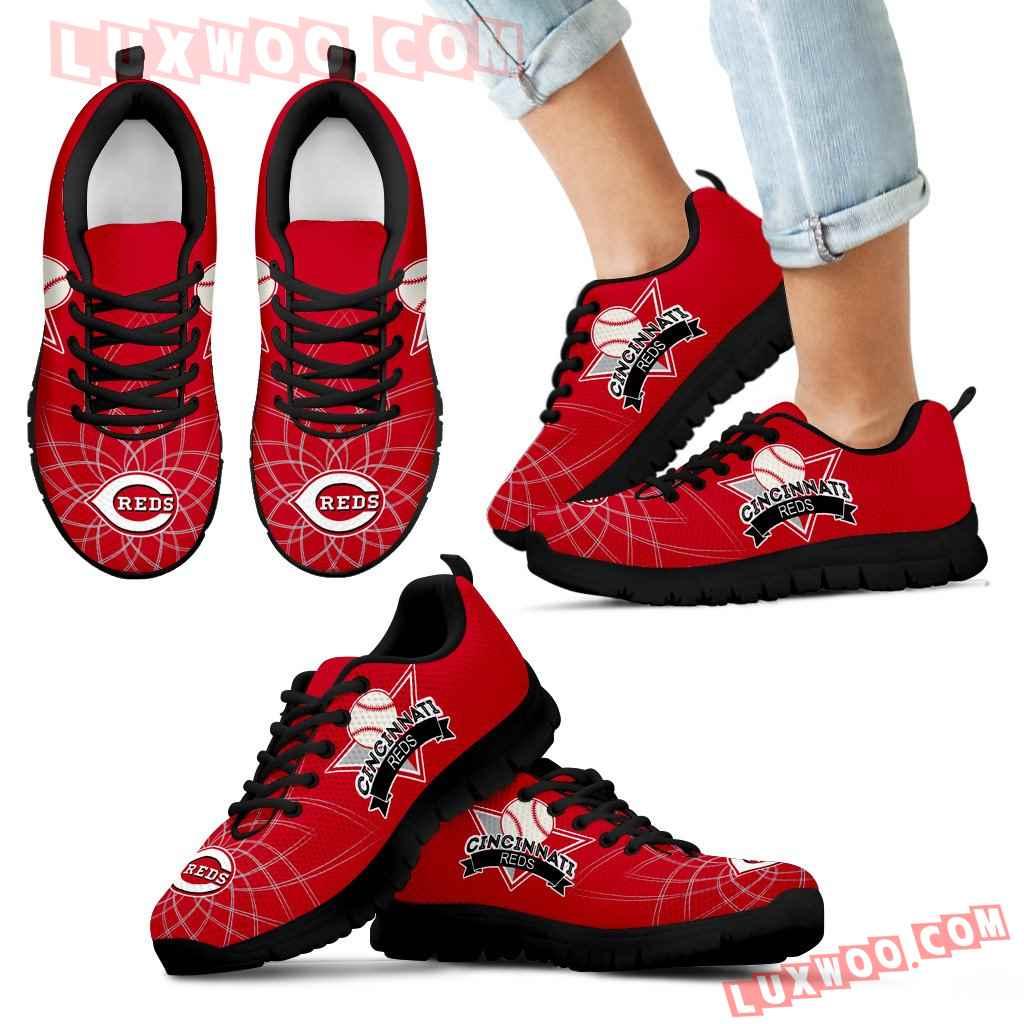 Super Bowl Cincinnati Reds Sneakers