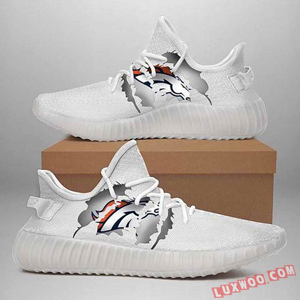 240701 Denver Broncos Yeezy Shoes