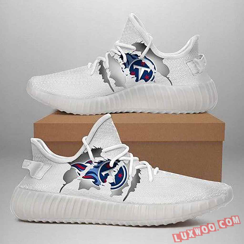 240713 Tennessee Titans Yeezy Shoes
