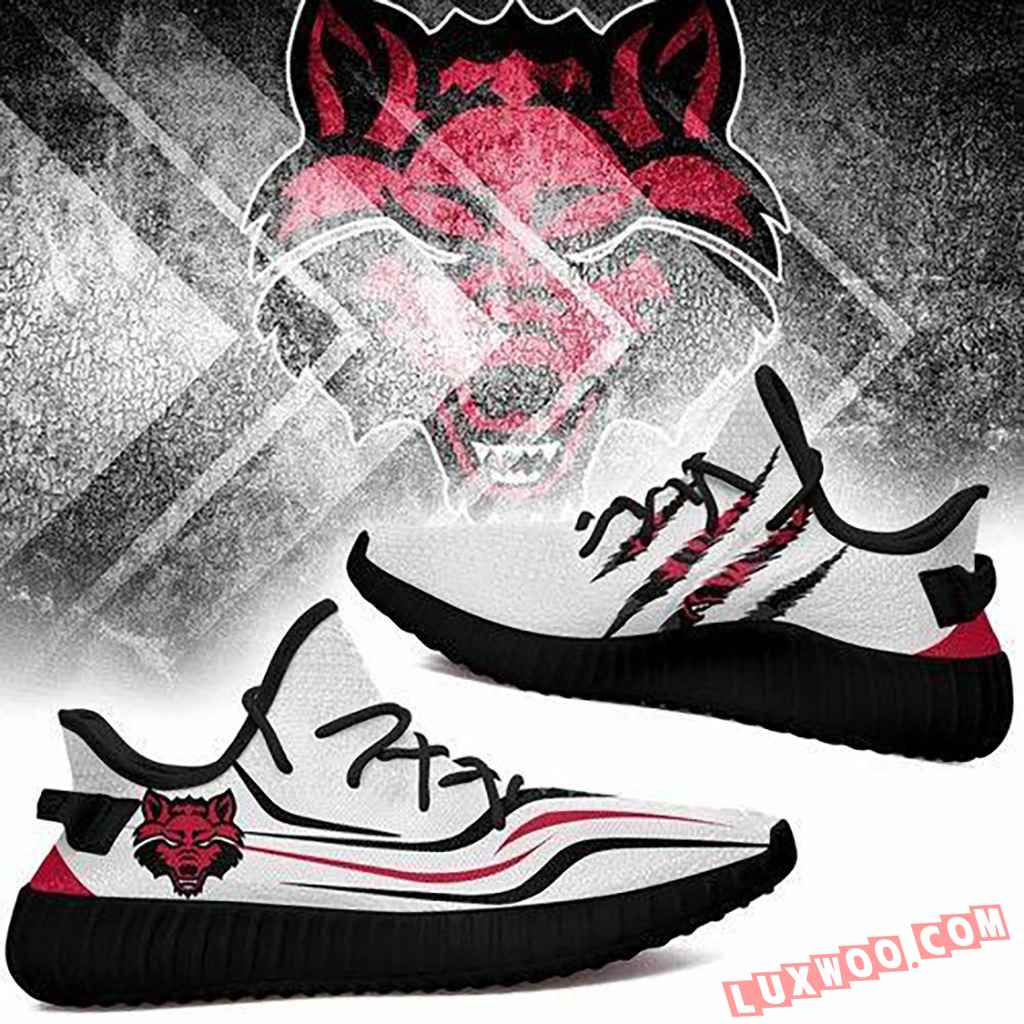 Arkansas State Red Wolves Ncaa Sport Teams Yeezy Boost 350 V2