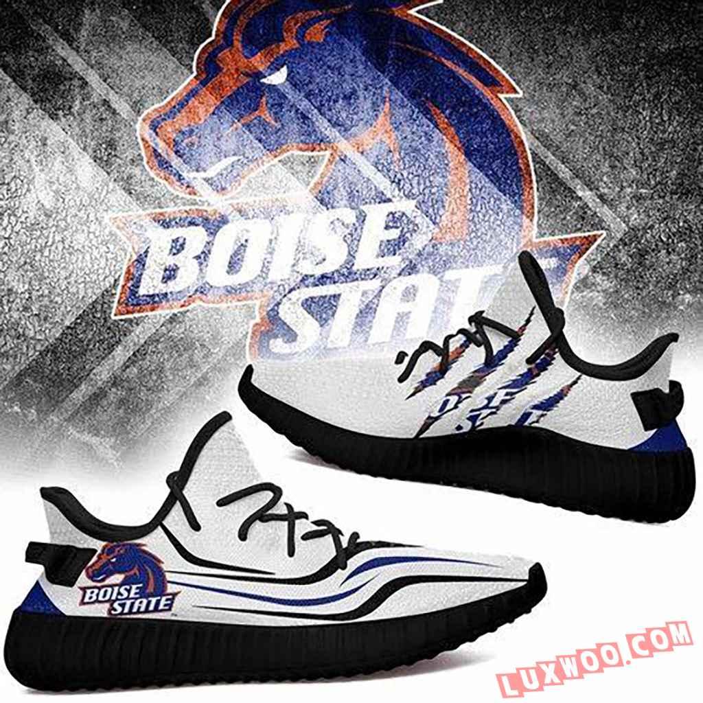 Boise State Broncos Ncaa Sport Teams Yeezy Boost 350 V2