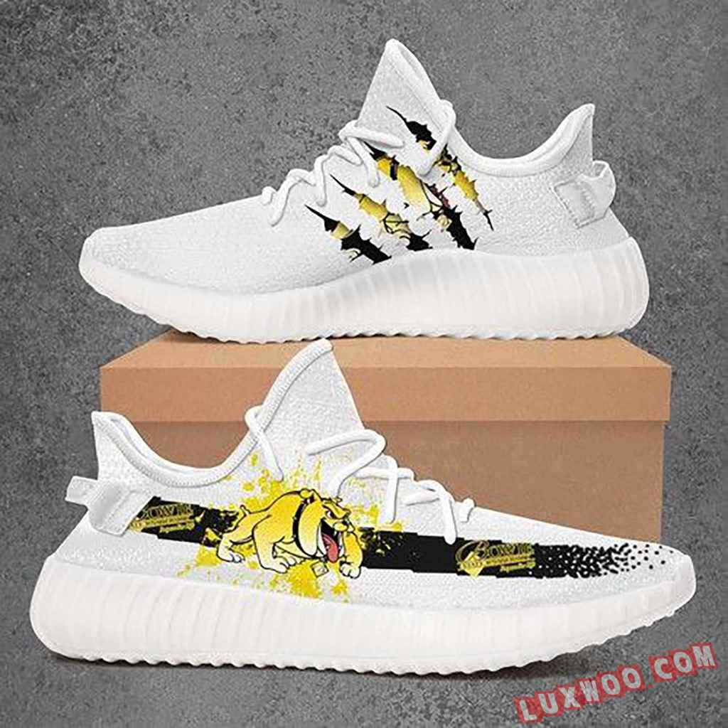 Bowie State Bulldogs Ncaa Sport Teams Yeezy Boost 350 V2