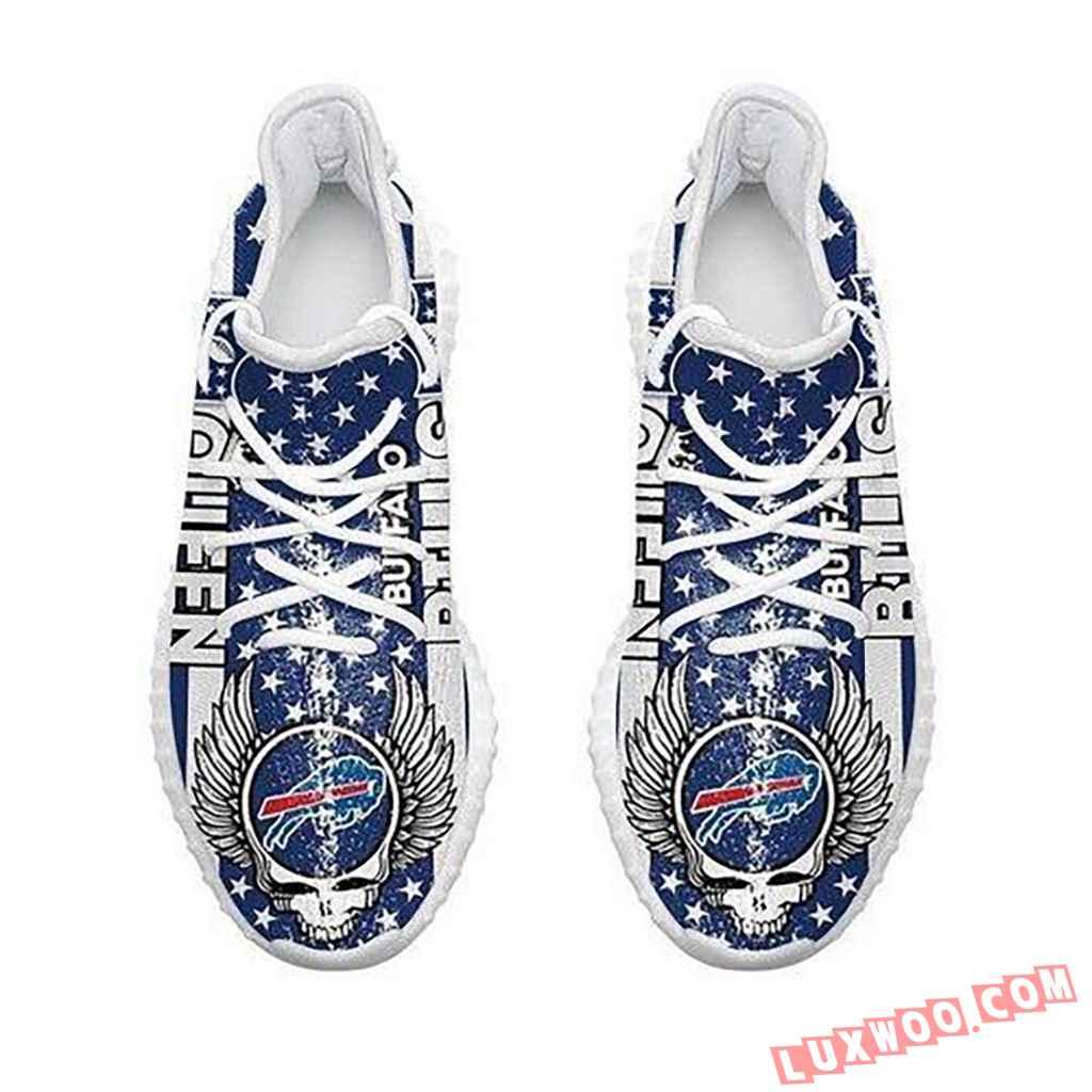 Buffalo Bills Queen Nfl Like Yeezy Bills Shoes