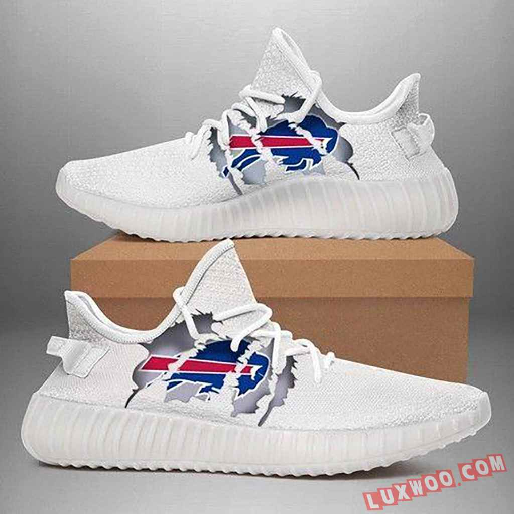 Buffalo Bills Yeezy Shoes