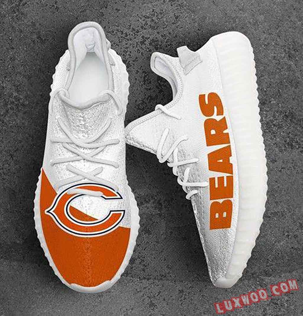 Chicago Bears Nfl Yeezy Boost 350 V2