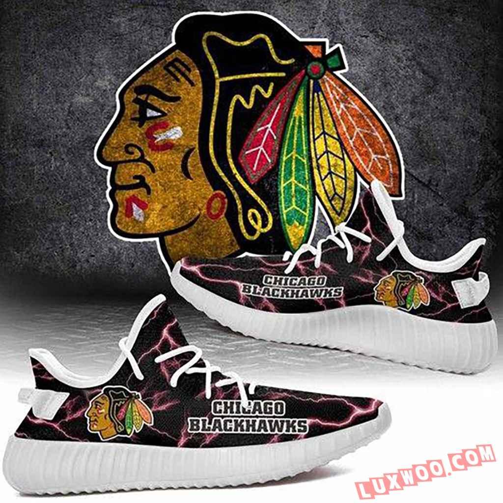 Chicago Blackhawks Nhl Like Yeezy Shoes