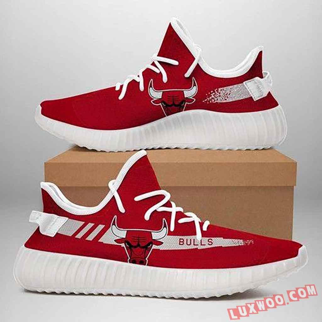 Chicago Bulls Yeezy Shoes