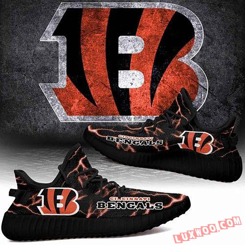 Cincinnati Bengals Nfl Like Yeezy Shoes