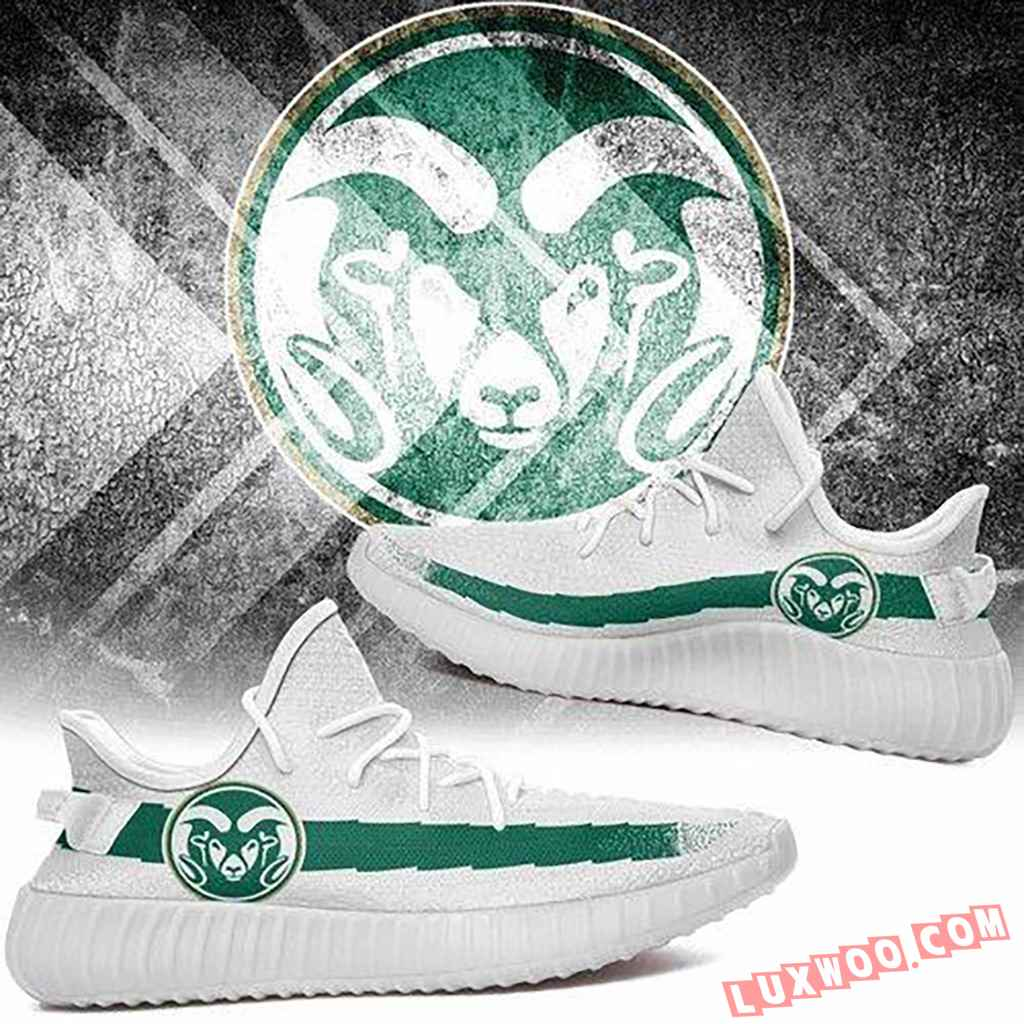 Colorado State Rams Ncaa Like Yeezy Boost Shoes Sneakers Shoes