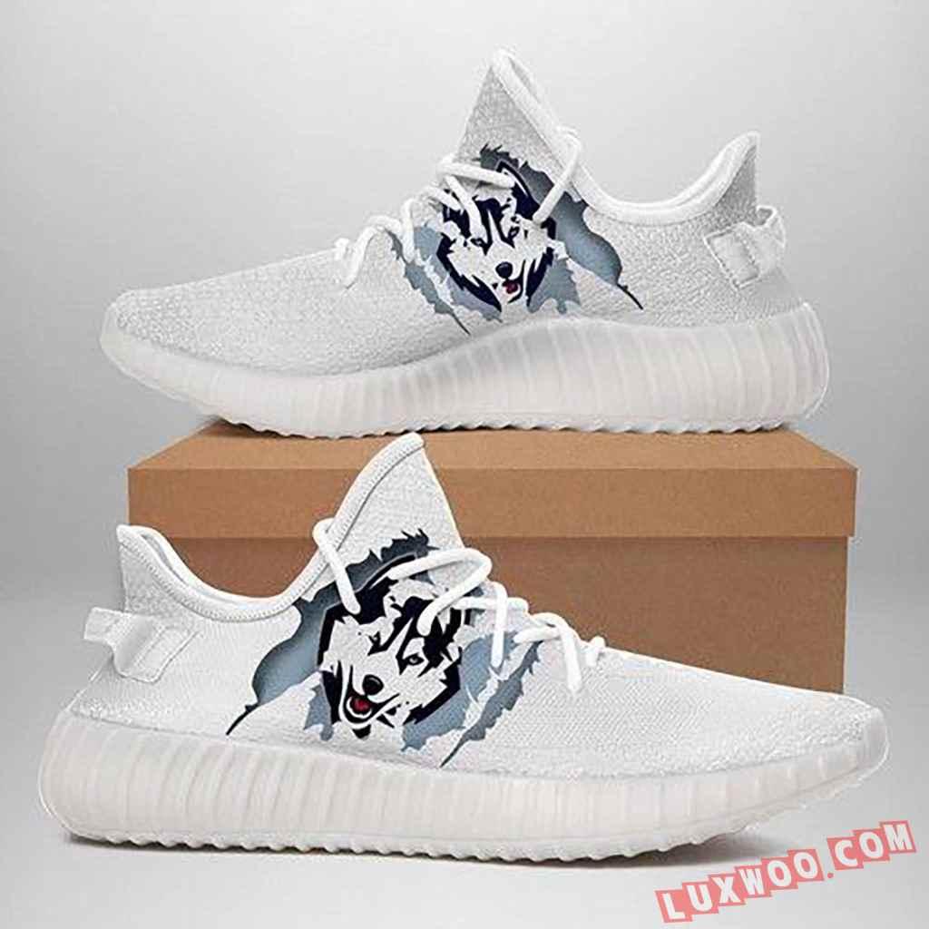 Connecticut Huskies Yeezy Shoes
