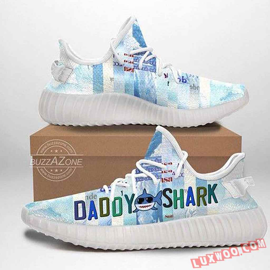 Daddy Shark Doo Doo Doo Yeezy Cc