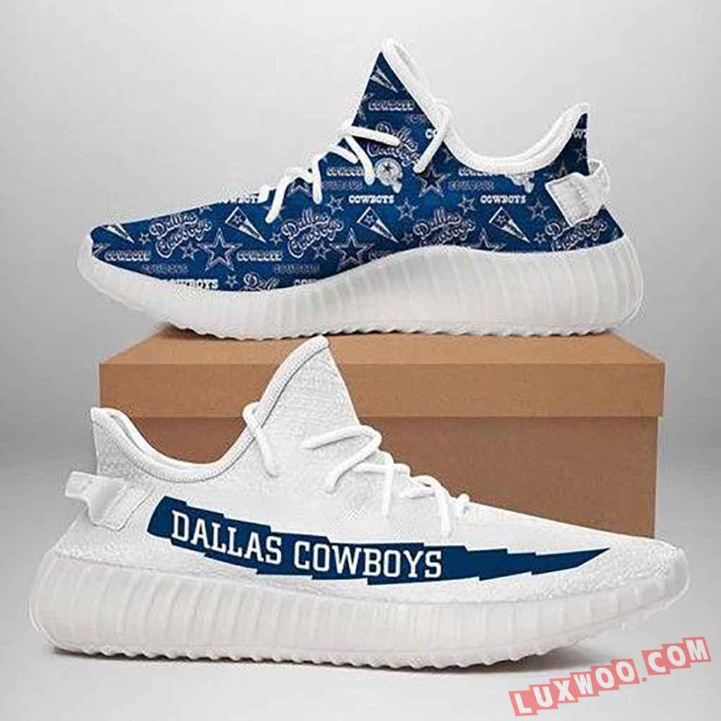 Dallas Cowboys Nfl Adidas Yeezy Boost 350 V2